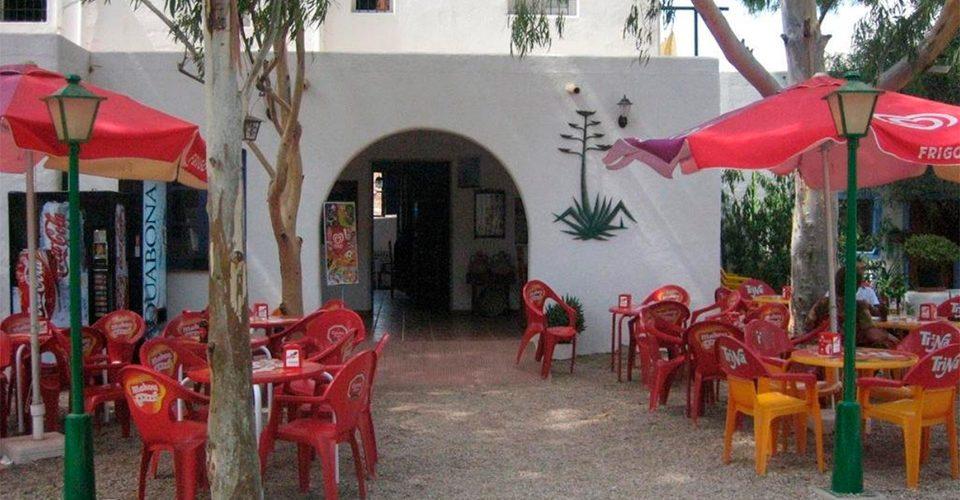 Bar-Restaurante-Camping-Tau